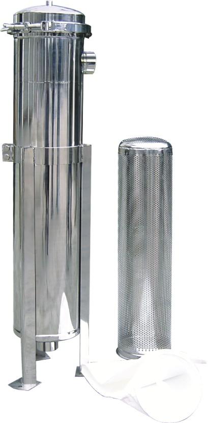 BFL 袋滤器/厂家直销/抱箍式袋滤器