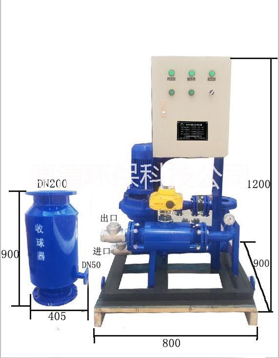 广州冷凝器在线清洗装置厂家销售