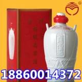 金门高粱酒58度1公升坛装白瓷瓶