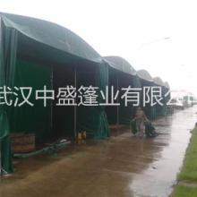 移动户外伸缩雨棚批发移动推拉篷安装 庭院中盛雨棚厂家//移动遮阳蓬订批发