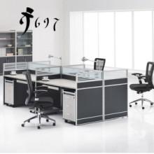 山东办公桌职员电脑桌办公桌椅温州办公家具厂家批发图片