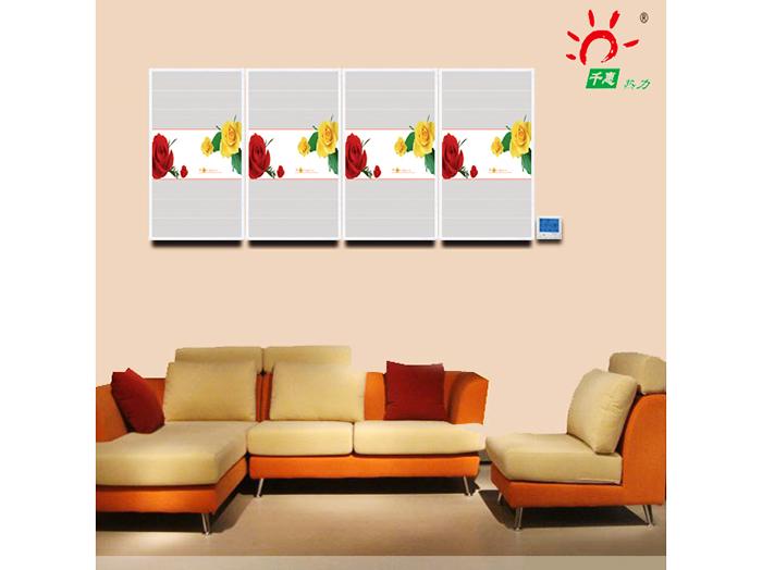 冬季取暖选墙暖 效果更好,更舒适,更环保 电采暖