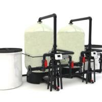 天澄/TIANCHO RS-3 供应阜阳软化水树脂水处理设备出水硬度0.03