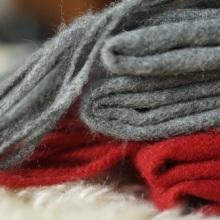 围巾,流苏围巾,山羊绒围巾图片