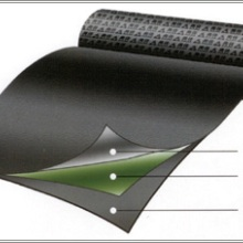 地下室防水补漏PET自粘橡胶沥青防水卷材 屋顶耐候抗裂防水材料厂