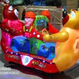 西安儿童摇摇车游乐园玩具设备厂家直销