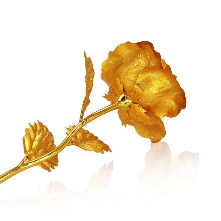 金箔24k玫瑰花