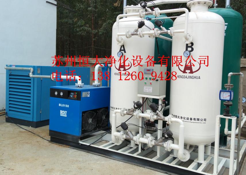 苏州恒大食品制氮机 氮气发生器