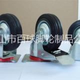 中山百球工业橡胶轮、工业轮生产厂家、脚轮批发商