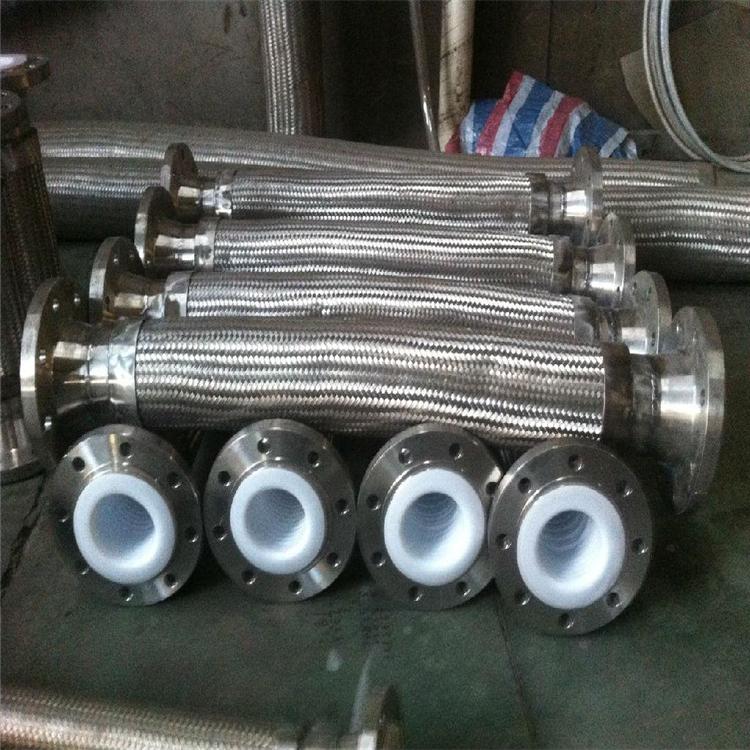 河北不锈钢金属波纹软管 法兰式金属软管批发 法兰式金属软管厂家