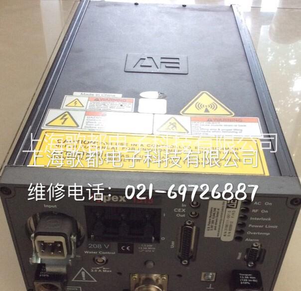 供应AE Apex1513维修,MN:3156111-001 D,1.5KW,13.56MHZ