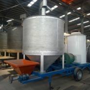 大型立式粮食烘干机杭州直销图片