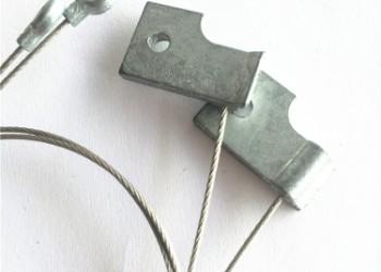 钢丝绳压铸锌合金图片
