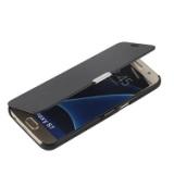 英国畅销款 三星s7磁扣手机套 油边手机保护套 保护壳