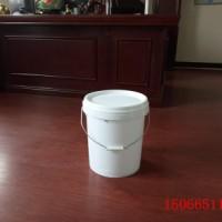 沈阳塑料桶厂家供应20升润滑油桶 20L化工桶 大连春源塑业