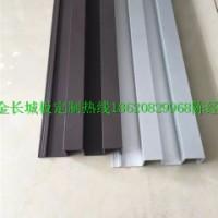 立墙铝长城板厂家 原生态木背景墙铝长城板价格 金属铝长城板厂家定制
