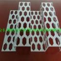 门头装饰铝长城板价格 优质铝长城板生产厂家  凹凸型铝长城