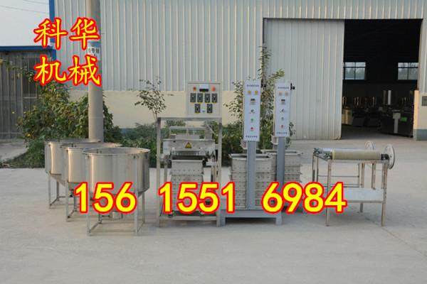 南京仿手工豆腐皮机视频,新型仿手工豆腐皮机多少钱,仿手工豆片机价格