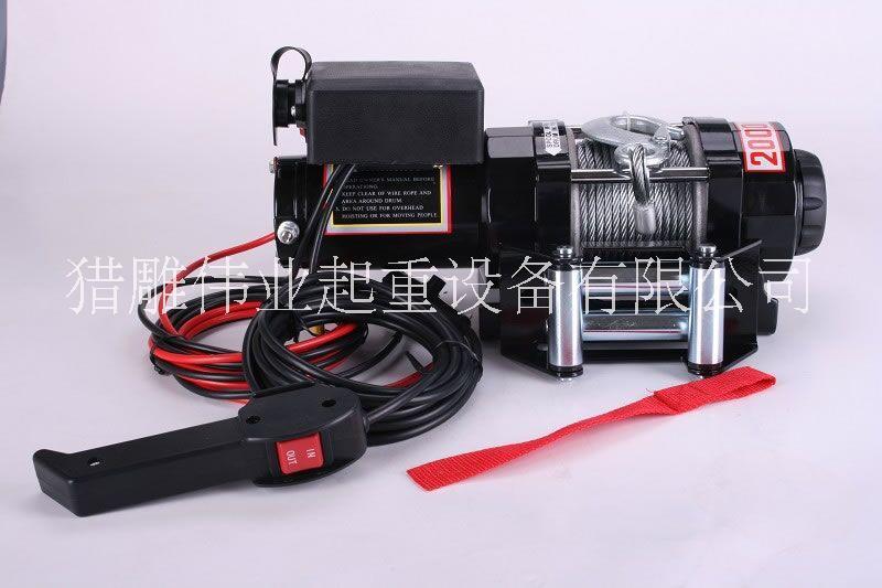 电动绞盘图片/电动绞盘样板图 (3)