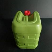 黑豹桶25公斤绿色黑豹桶,小口方形桶,化工塑料 扁罐黑豹桶25公斤