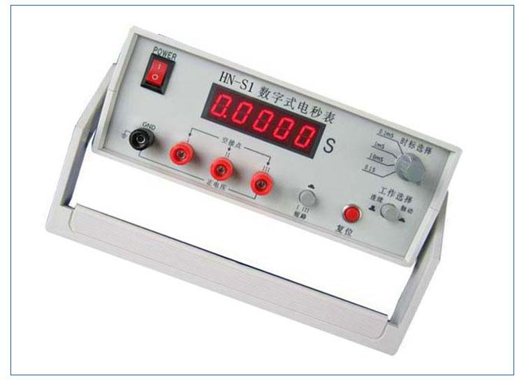 数字毫秒计厂家数字毫秒表青岛华能毫秒仪_一呼百应网