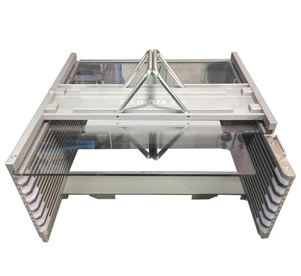定制款 12寸WAFER CA 12寸晶圆框架盒 12寸金属晶圆框架盒