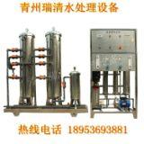 瑞清水处理设备 瑞清0.25-200超纯水设备 瑞清0.25-200纯净水设备