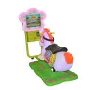 3D摇摇马室内儿童乐园游乐设备