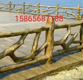 聊城仿木栏杆造价图片
