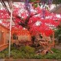 威海仿木假树造价图片