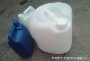 化工塑料桶30kg 扁罐 涂料桶 25L塑料桶厂家包邮大岭山凤岗塘厦