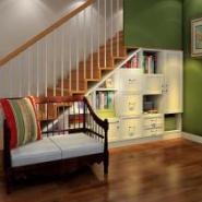田园风格复式楼客厅系列,依利亚图片