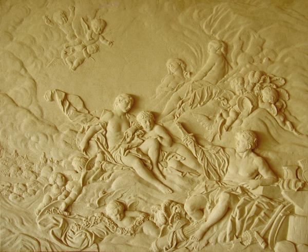 东莞雕塑厂家供应砂岩立体浮雕 3D砂岩浮雕 砂岩浮雕定制