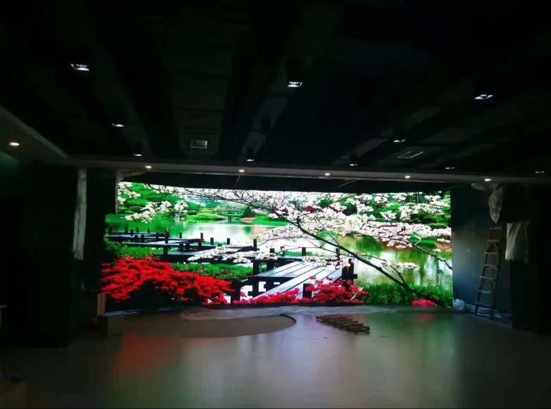 西藏LED显示屏广告 西藏P3多少钱一平方