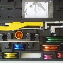 手动铝合弯管器组组合试手动铝合金弯管器推进式多功能弯管器CH-404ARL手动铝合弯管器组弯管器图片