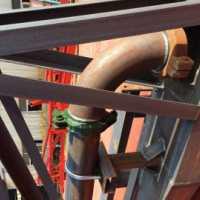 混凝土15米手动布料机
