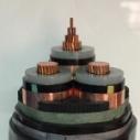 铜芯高压电缆图片