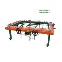 供应SM-120160TS机械绷网机图片