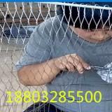 山东手工绳网动物护笼舍厂家