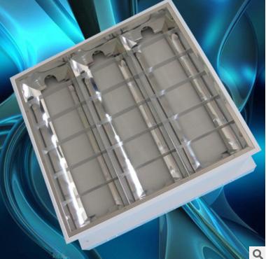 供应商批发T8格栅灯盘 led格栅灯盘报价,生产加工