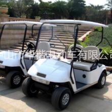 供应于楼盘观光/私人代步两座位雅致款电动高尔夫球车图片