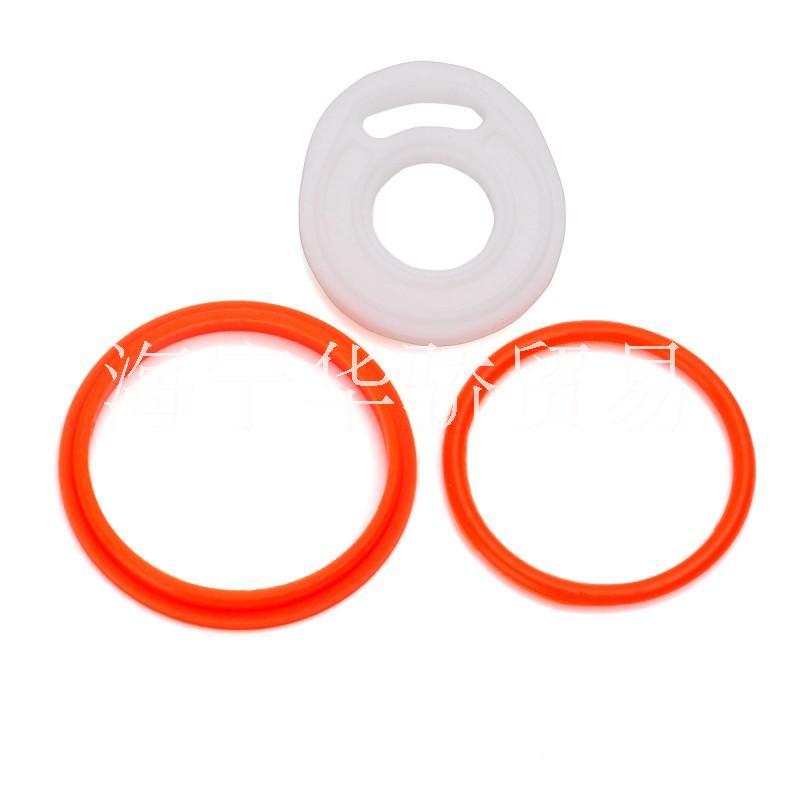 硅胶0型圈 密封制品 颜色尺寸可定制,厂家供应油封水封