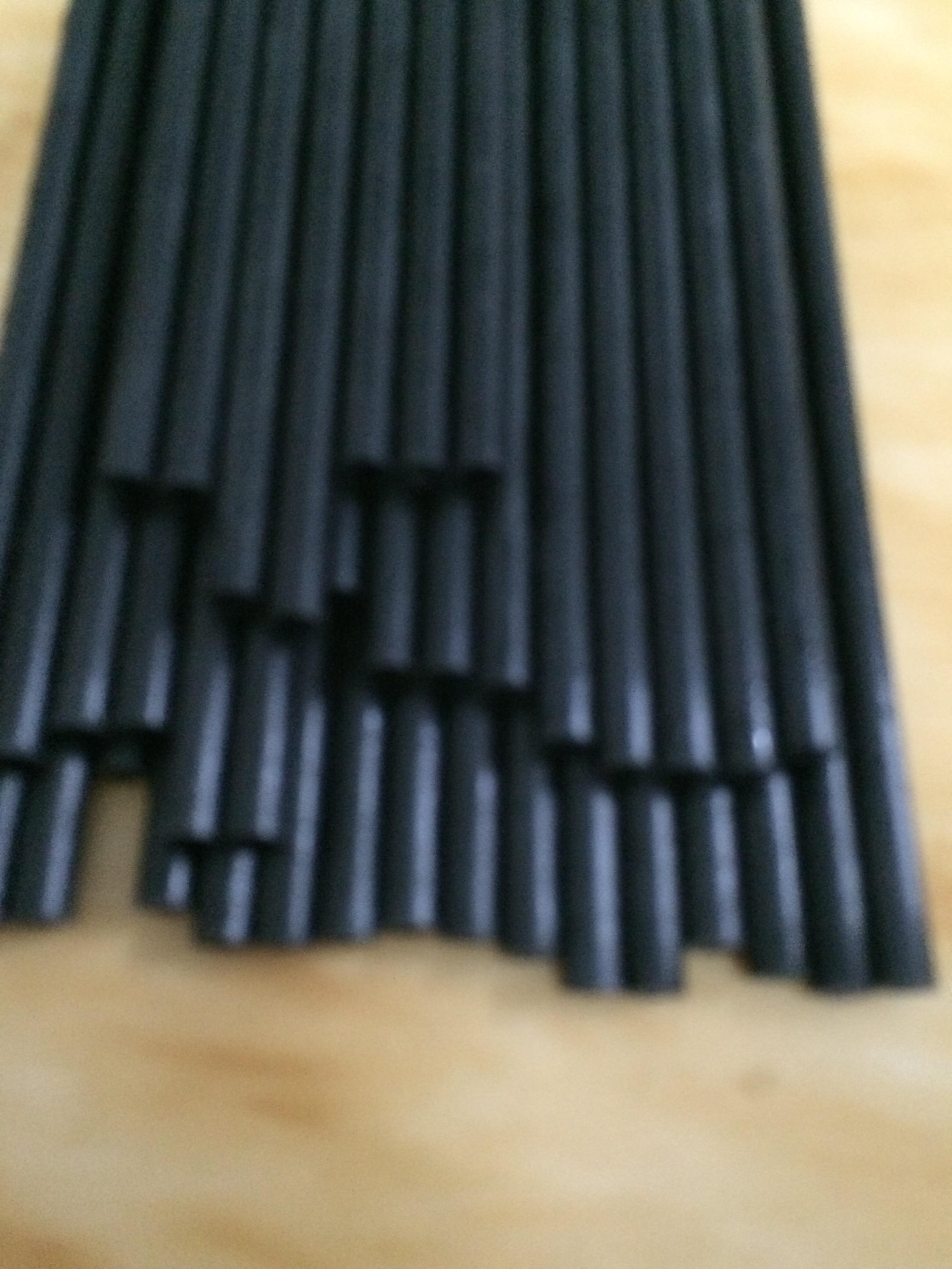 东莞祥合厂家包邮高尔夫球袋杆8*4mm玻璃纤维管价格优惠