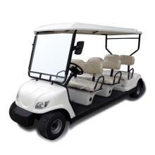朗境电动高尔夫球车图片