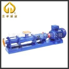 上海兰丰泵业,专业生产螺杆泵,厂家直销,单螺杆泵,质量保证,物美价廉