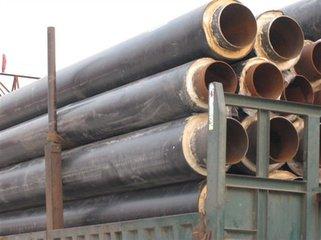 供应聚氨酯发泡直埋保温钢管
