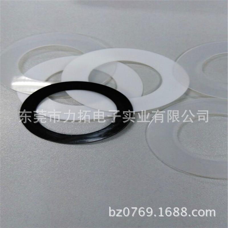 东莞地区优惠 成型 PA6/PA66 订做 耐磨耐高温 尼龙垫片