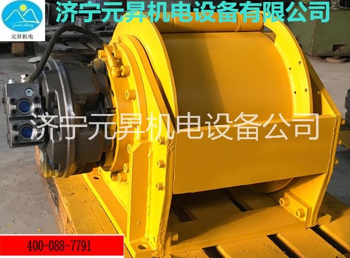 10吨液压绞车 钻机用液压卷扬机 济宁元昇专业生产绞车厂家直销