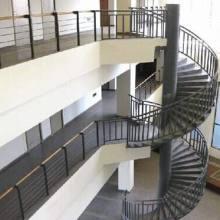 钢楼梯钢旋转楼梯石家庄钢结构厂家批发