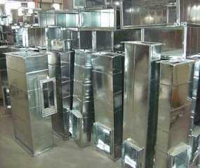 遵义风管厂家消防通风管道专业加工风管的厂家镀锌铁皮加工 除尘系统风管
